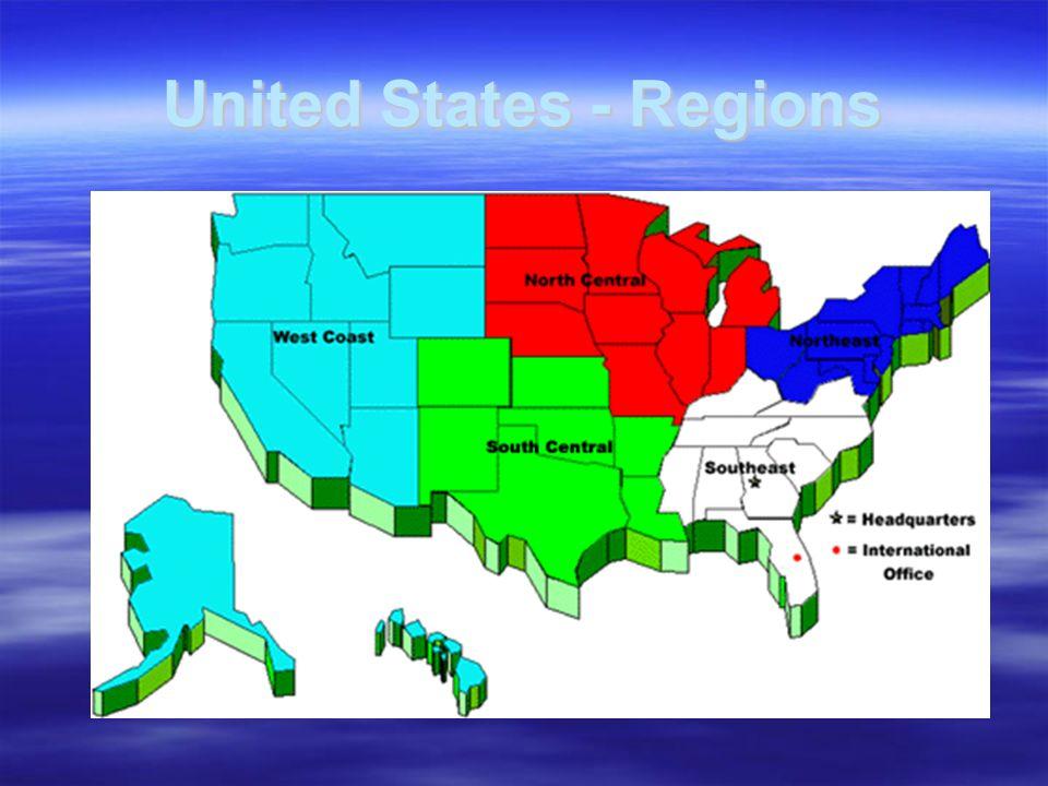 United States - Regions