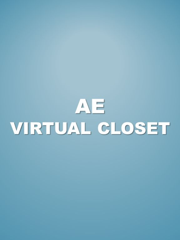 AE VIRTUAL CLOSET
