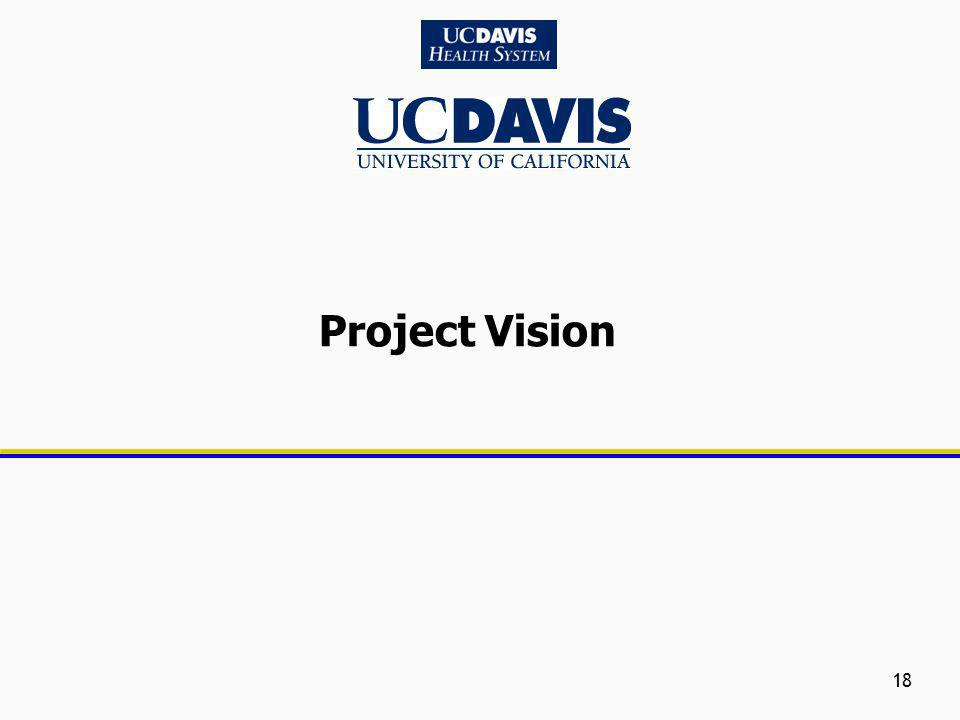 18 Project Vision