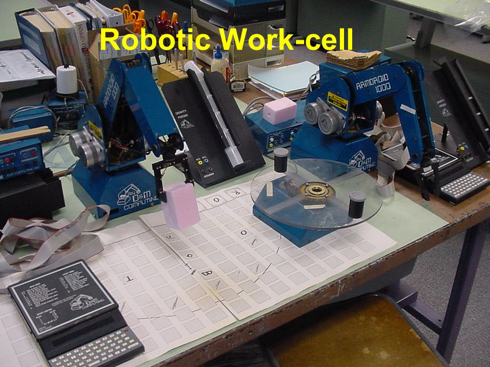 17 Robotic Work-cell