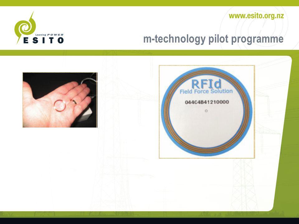 m-technology pilot programme