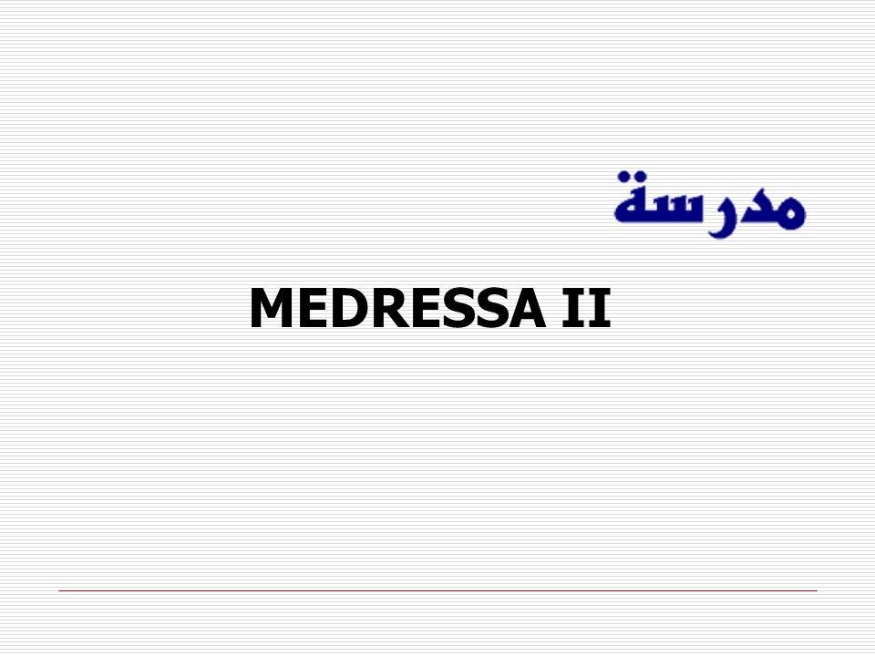 MEDRESSA II