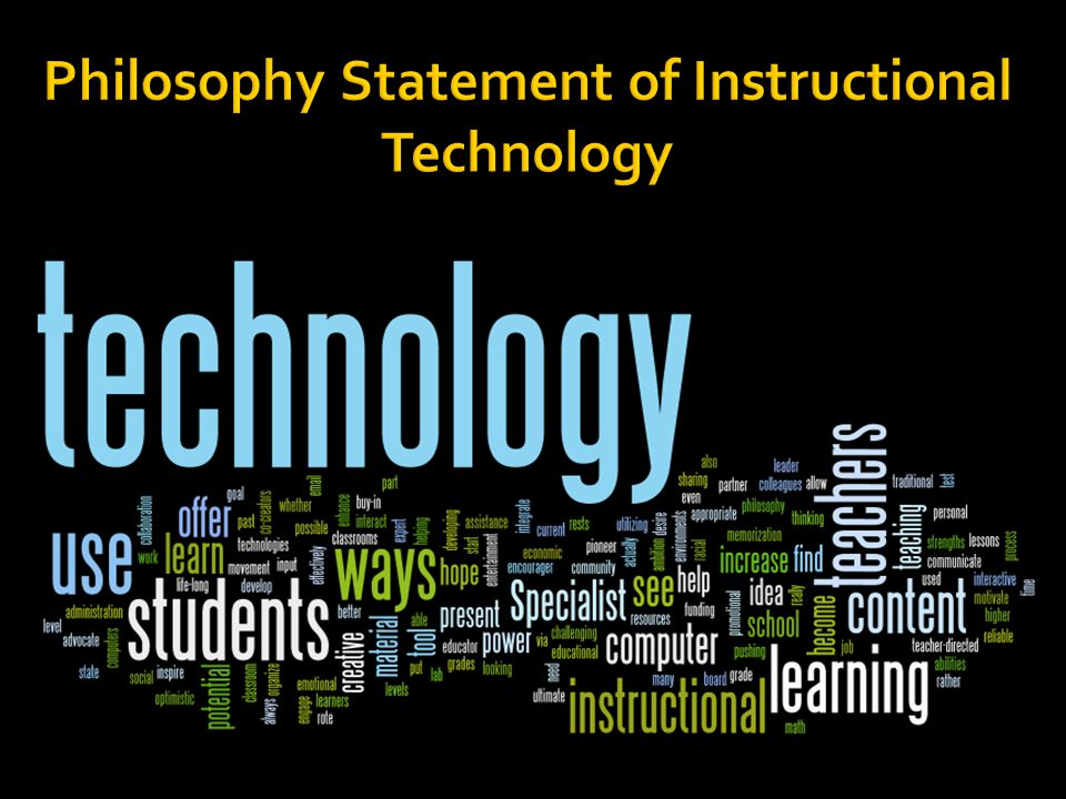 Artifacts Outcome: Employs the central concepts, tools of inquiry, and structures of the discipline of instructional technology and creates an environment conducive to effective integration of technology into the school curriculum.