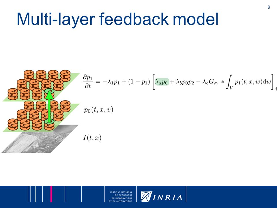 8 Multi-layer feedback model