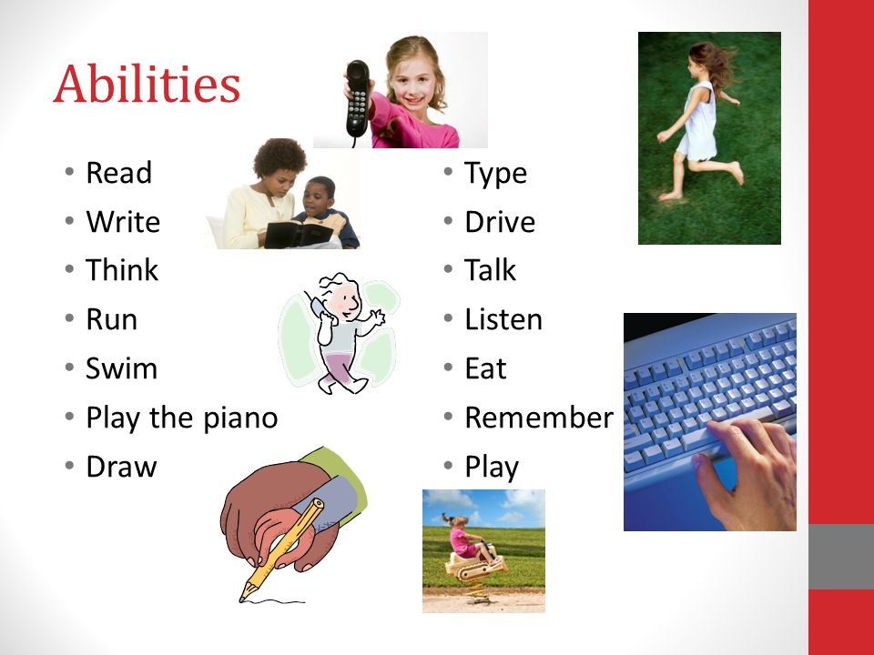 More Computer Access Keyboard Mouse Eye control Windows features Voice control Math Calculators Special paper software