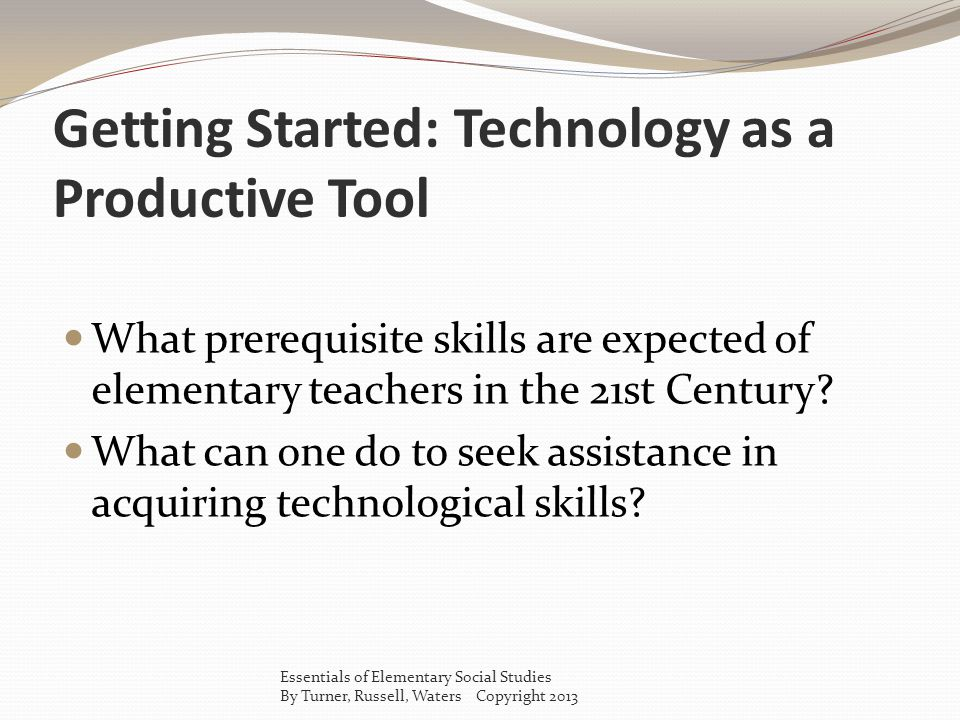Self-Test 4.What are some ways to enhance instruction by utilizing technology.