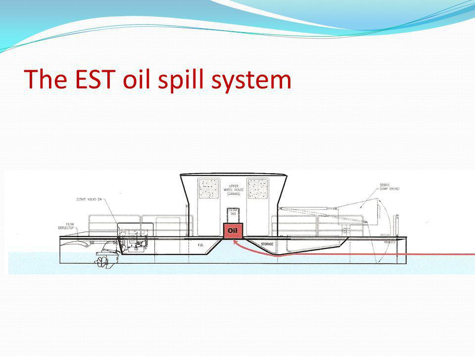 The EST oil spill system