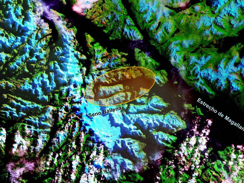 Estrecho de Magallanes Seno Ballena