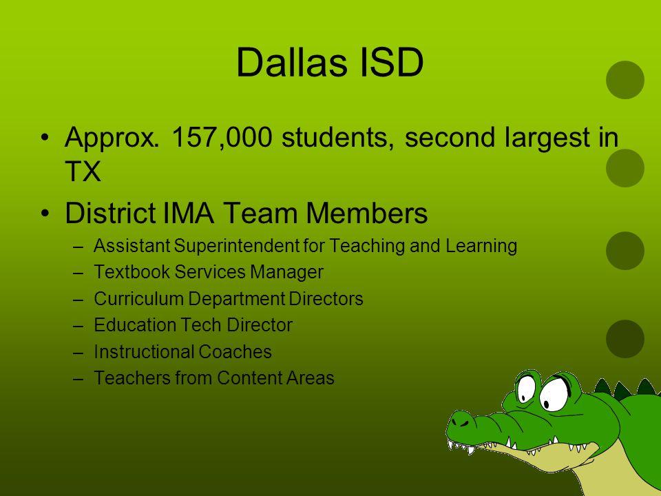 Dallas ISD Approx.