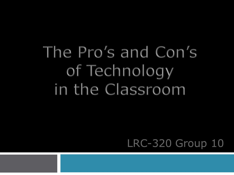 LRC-320 Group 10