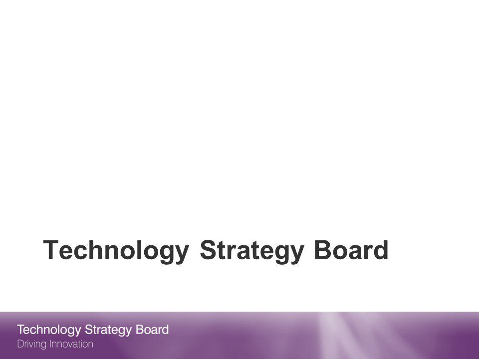 Technology Strategy Board