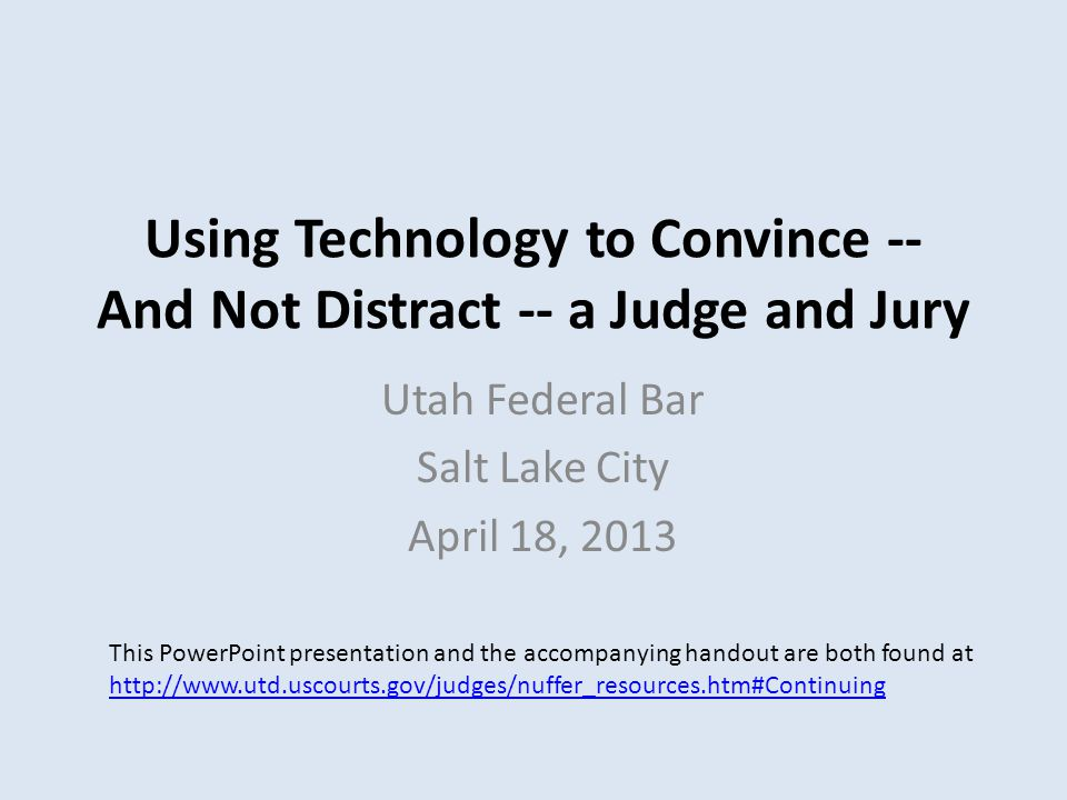 DUCivR 7-5 HYPERLINKS IN COURT FILINGS (a) Permissible and Impermissible Hyperlinks.