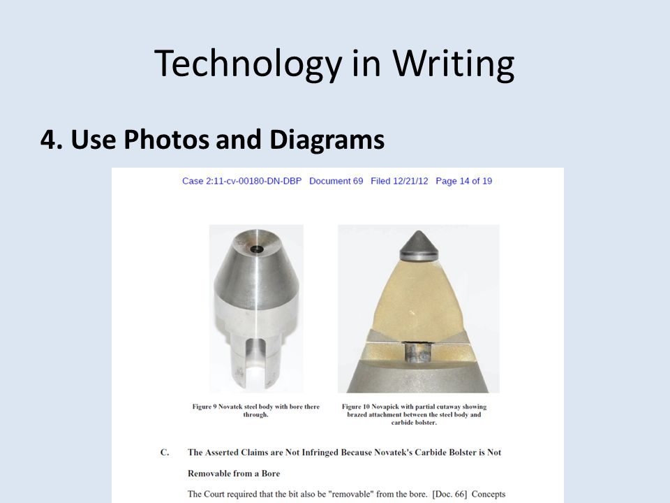 Technology in Writing 5.