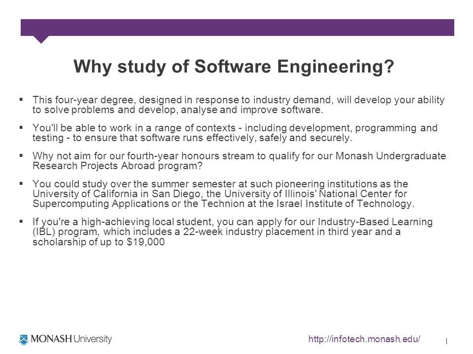 Why study of Software Engineering.