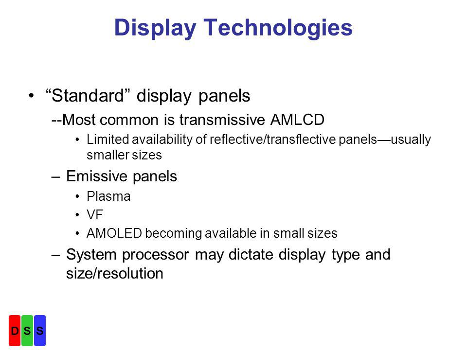 Touchscreen Technology Descriptions 5W touchscreen –Now the upper film is always the voltage probe Uniformity of the conductive coating is less critical Results in significantly better field life than equivalent 4W touchscreen –Better candidate for optical and environmental enhancements –Basic construction very similar to 4W –Many of the design features similar to 4W also