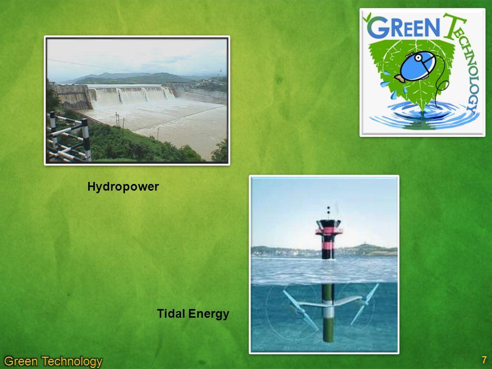 7 7 Hydropower Tidal Energy