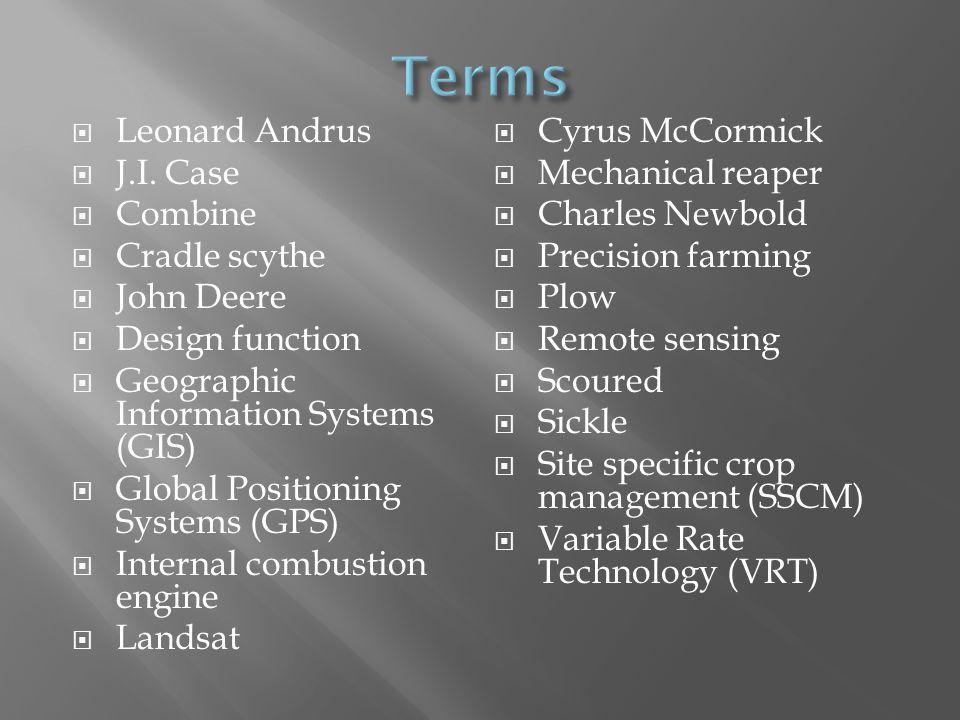 Leonard Andrus J.I.