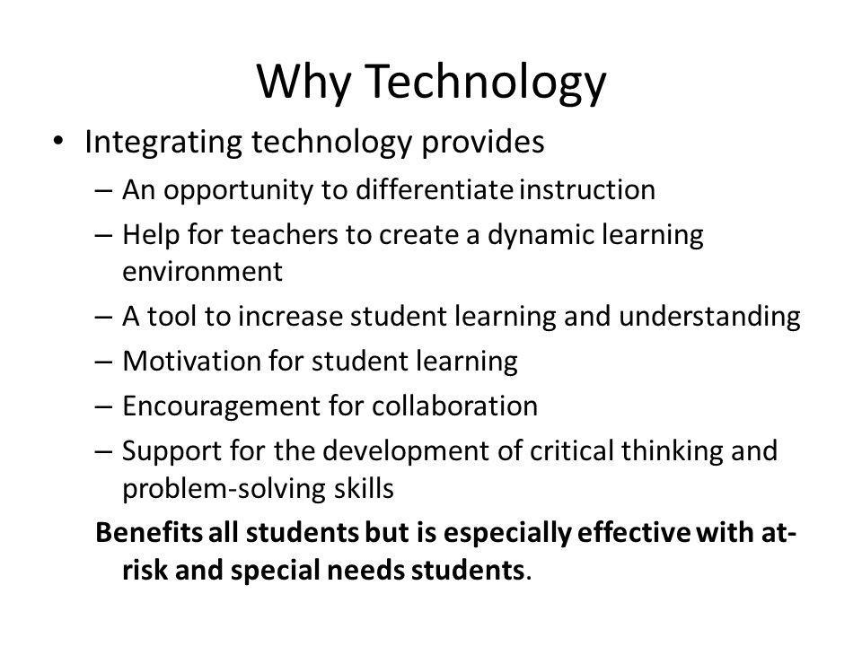 Using Technology with Classroom Instruction that Works The book discusses nine instructional strategies that work and the ways in which technology can support and integrate these strategies.