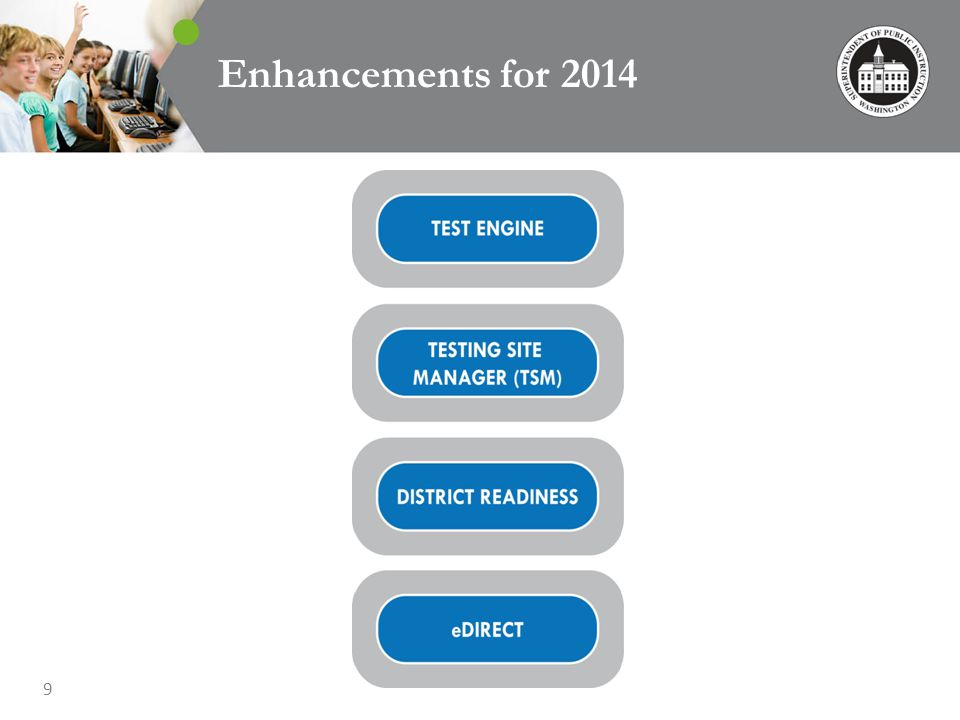 9 Enhancements for 2014