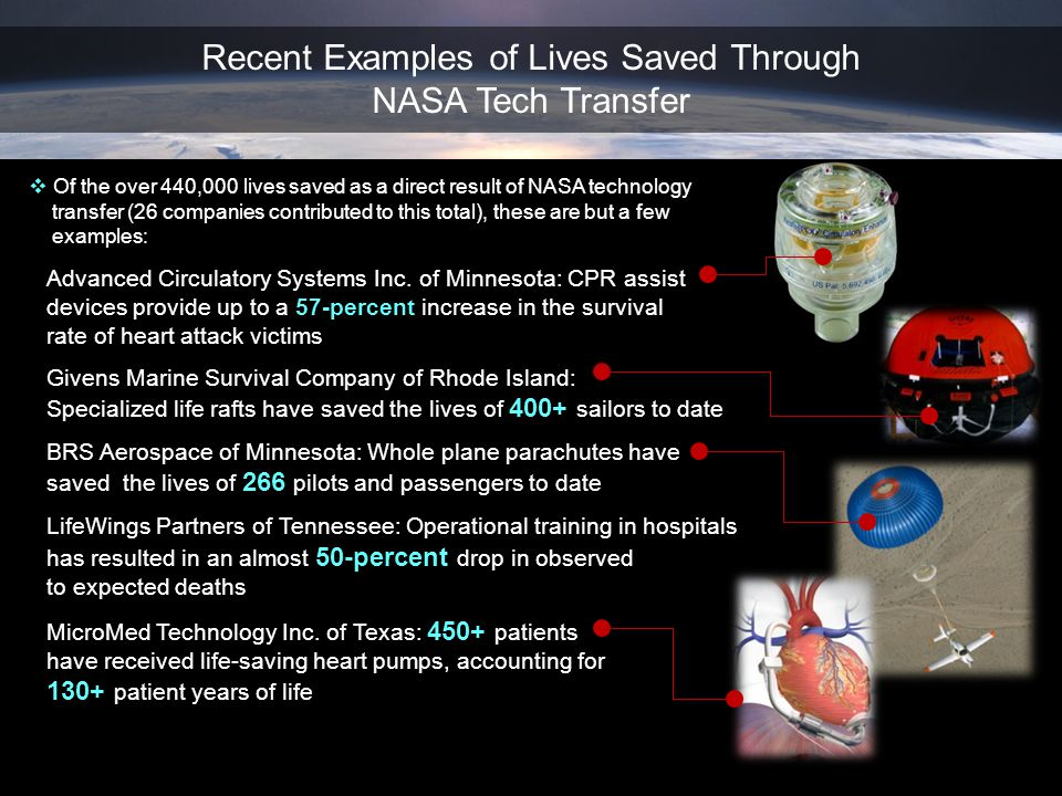 Advanced Circulatory Systems Inc. of Minnesota: CPR assist devices provide up to a 57-percent increase in the survival rate of heart attack victims Gi