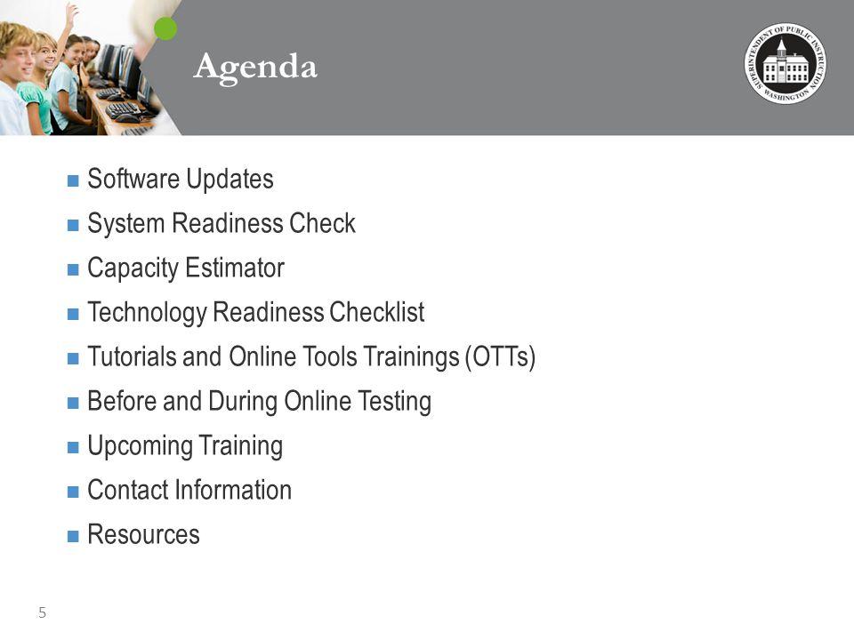 36 Resources FAQ document Audio Version Online Testing Webinars http://www.k12.wa.us/TestAdministration/Trainings/default.aspx