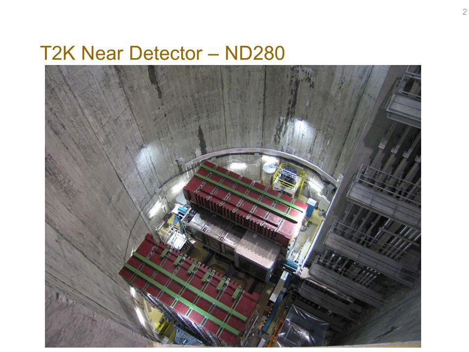 Readout of Neutron event
