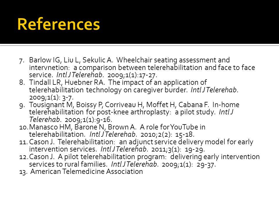 7.Barlow IG, Liu L, Sekulic A.