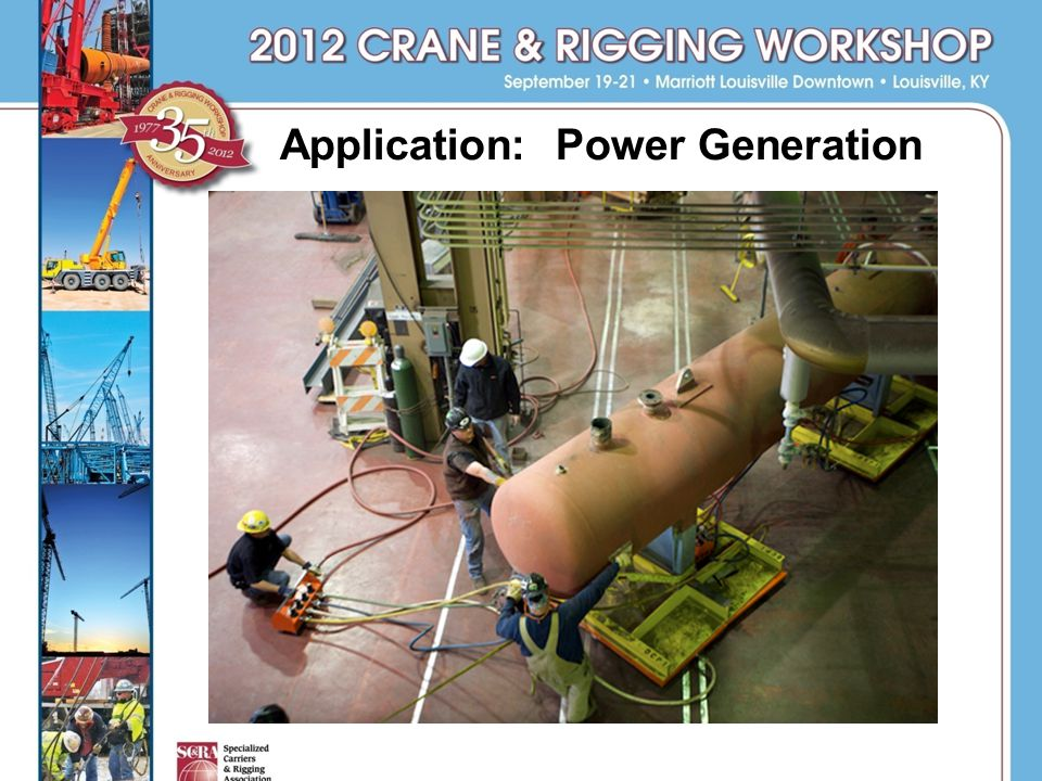 Application: Power Generation