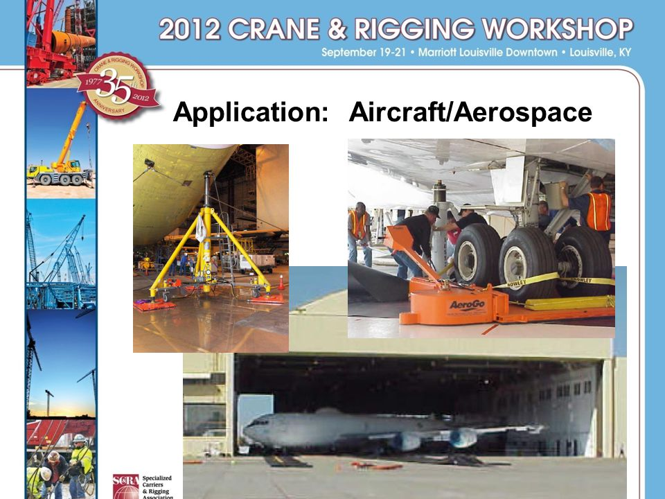 Application: Aircraft/Aerospace