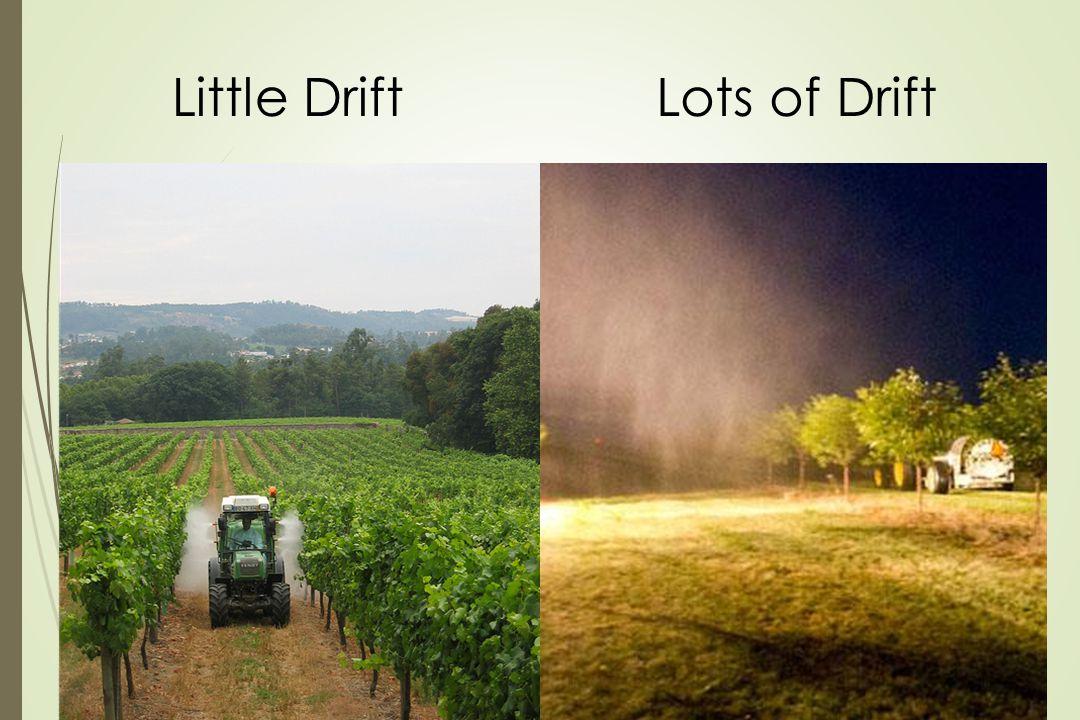 Little DriftLots of Drift