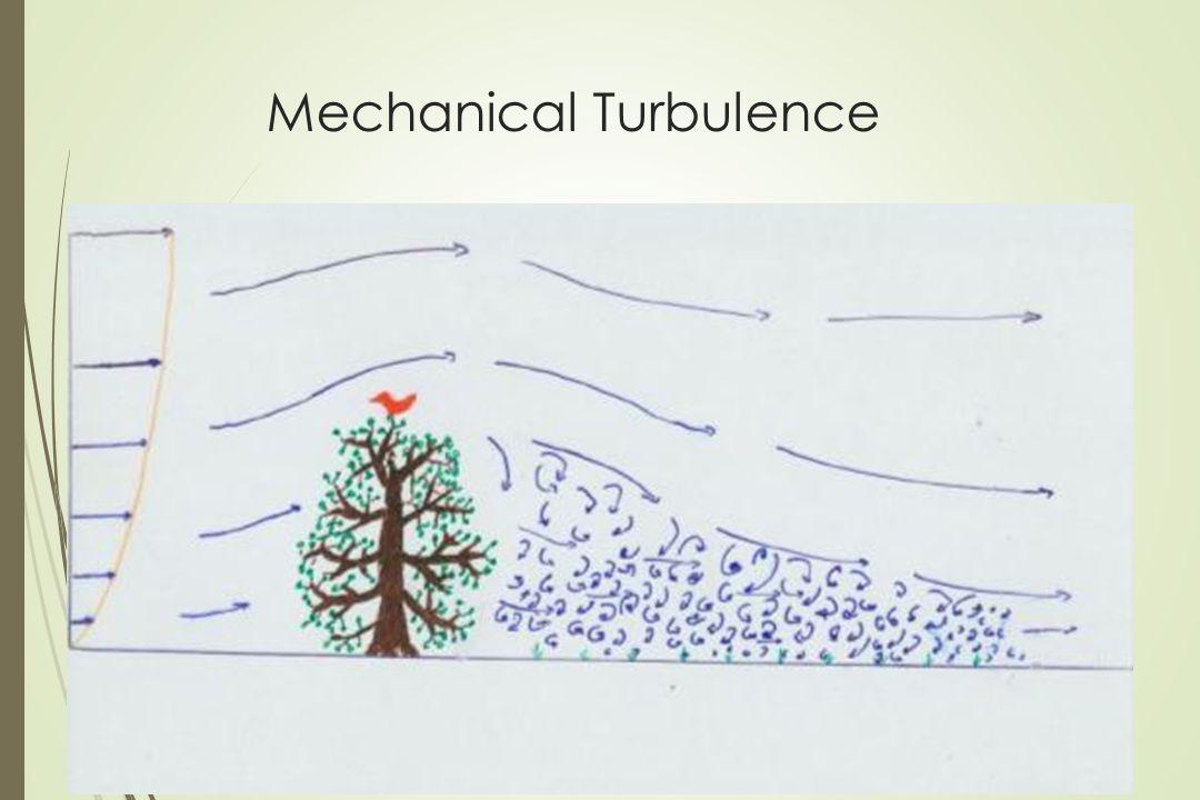 Mechanical Turbulence