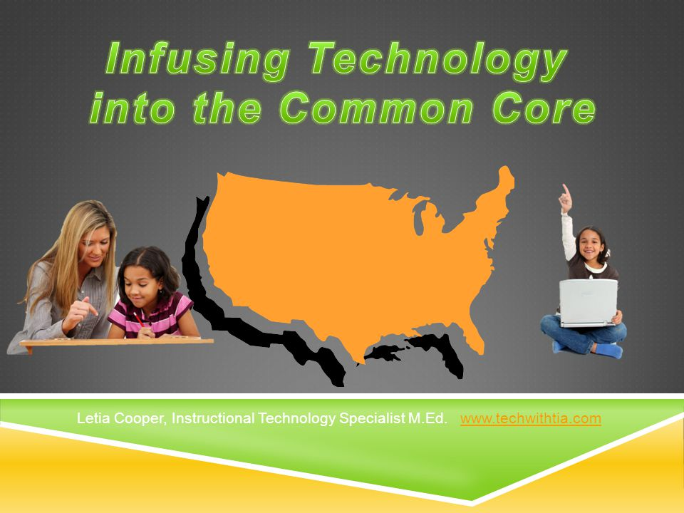 COMMON CORE CREATION 45 States have Officially adopted the Common Core Standards.