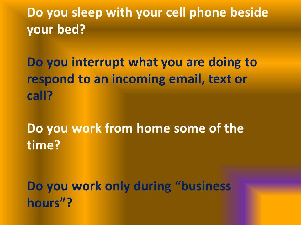 Technology, Life & Work