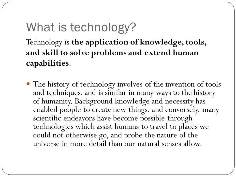 What is an innovation.Innovation is the evolution of knowledge and tools to serve a new purpose.