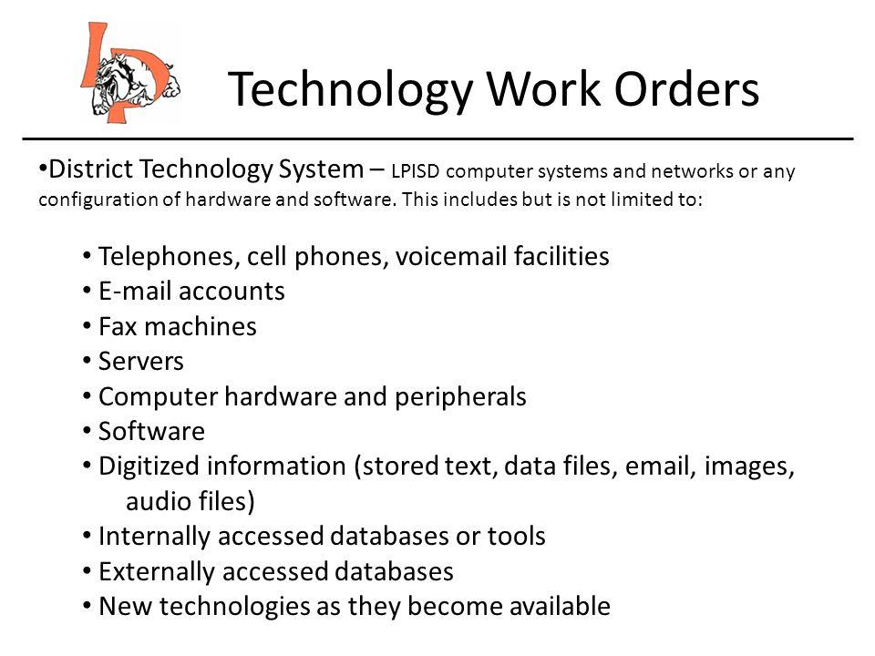 LPISD Instructional Technology Department SchoolCenter