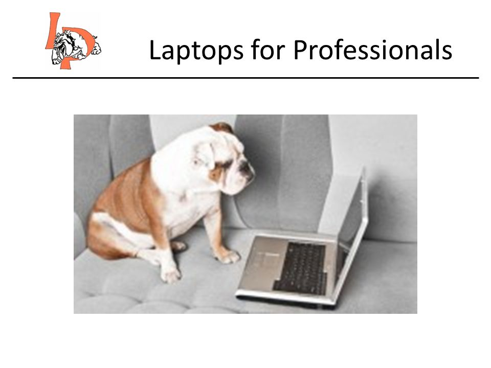 Laptops for Professionals
