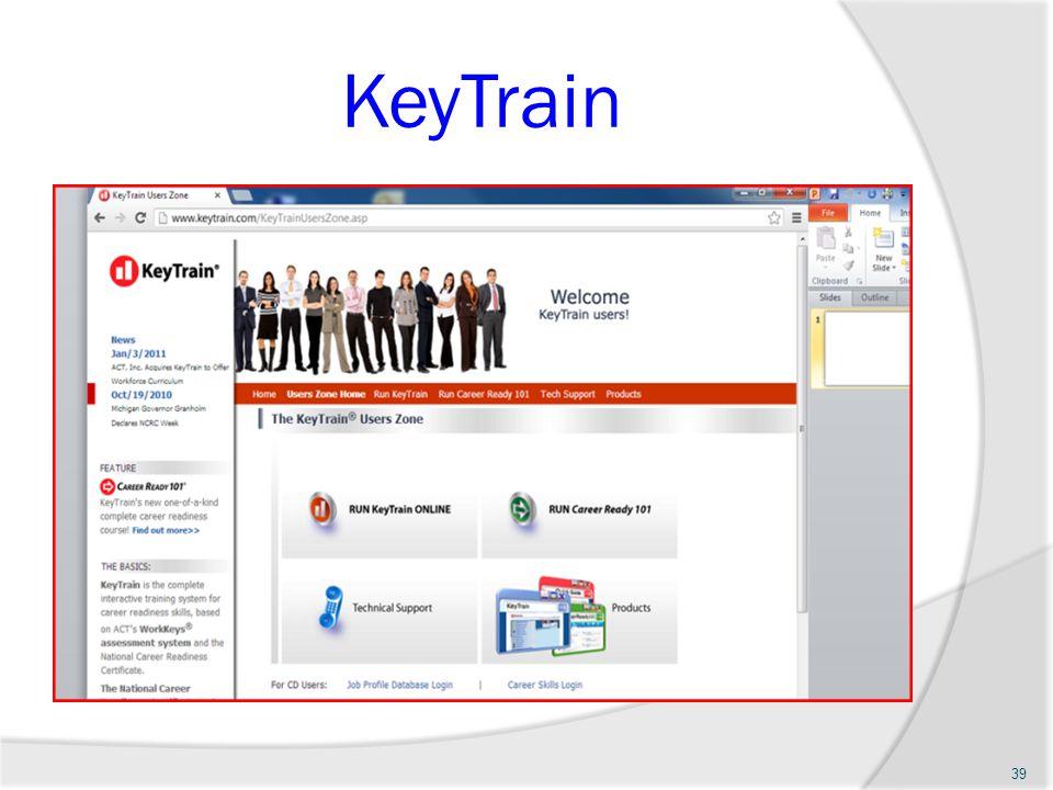 KeyTrain 39