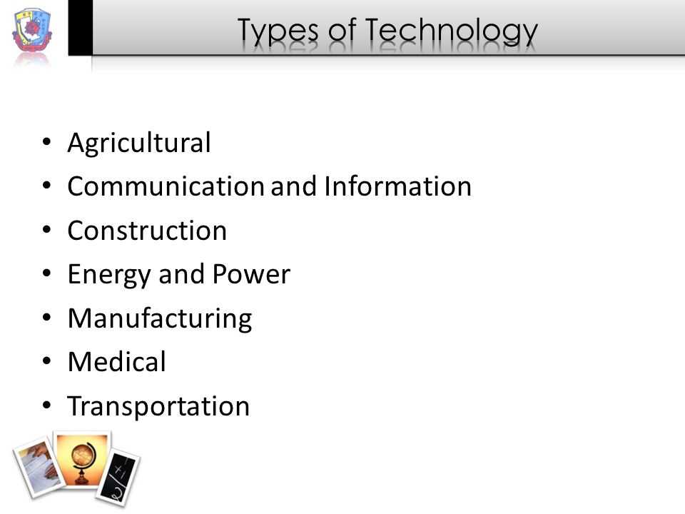 Agricultural Communication and Information Construction Energy and Power Manufacturing Medical Transportation