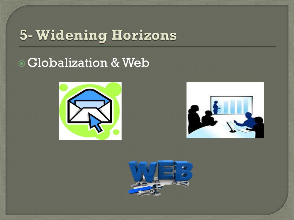 Globalization & Web