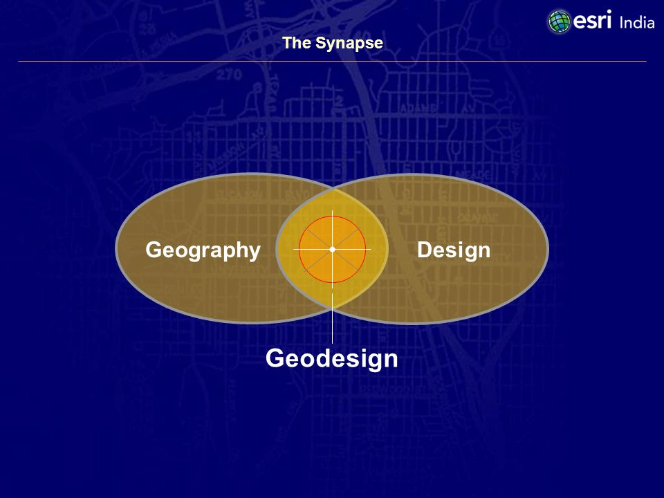 The Synapse GeographyDesign Geodesign