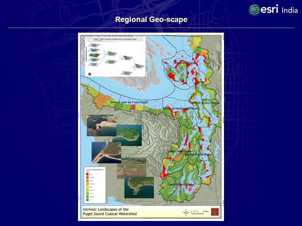 Regional Geo-scape