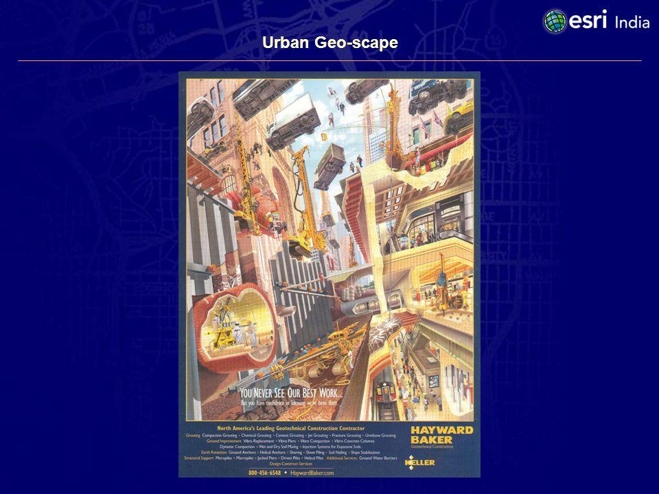 Urban Geo-scape