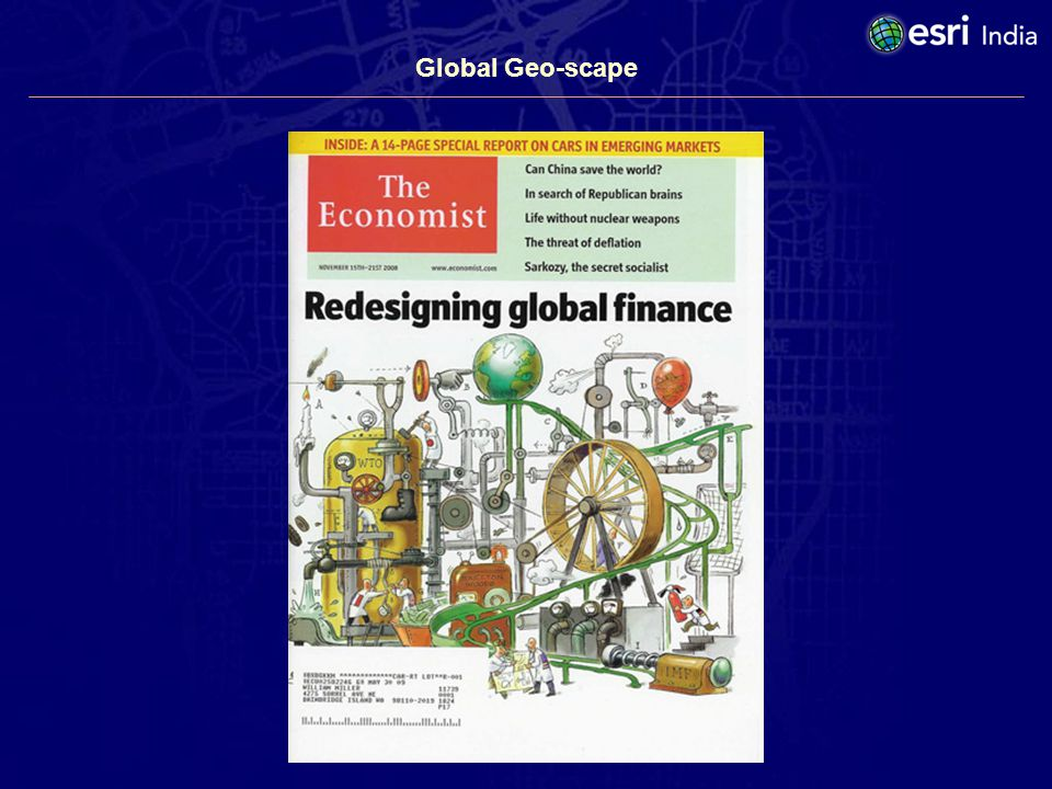 Global Geo-scape