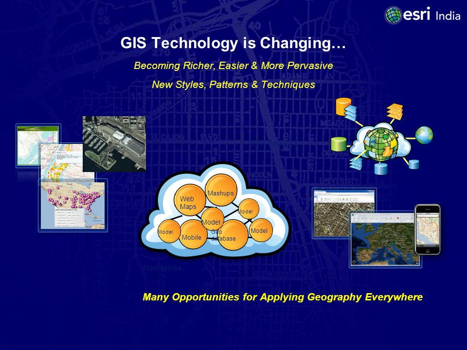 GeoDesign is changing geography by design. - - Carl Steinitz