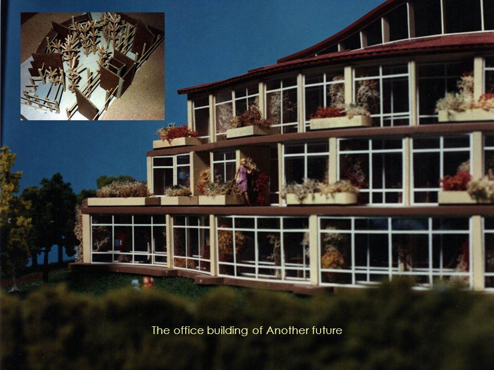 The office building of Another future