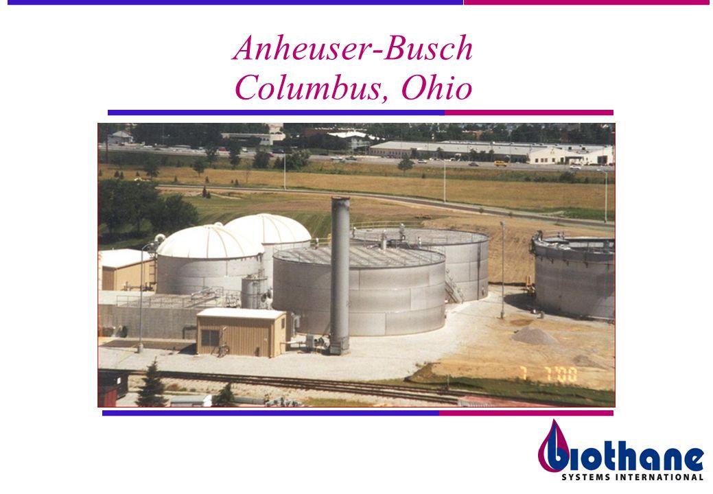 Anheuser-Busch Columbus, Ohio
