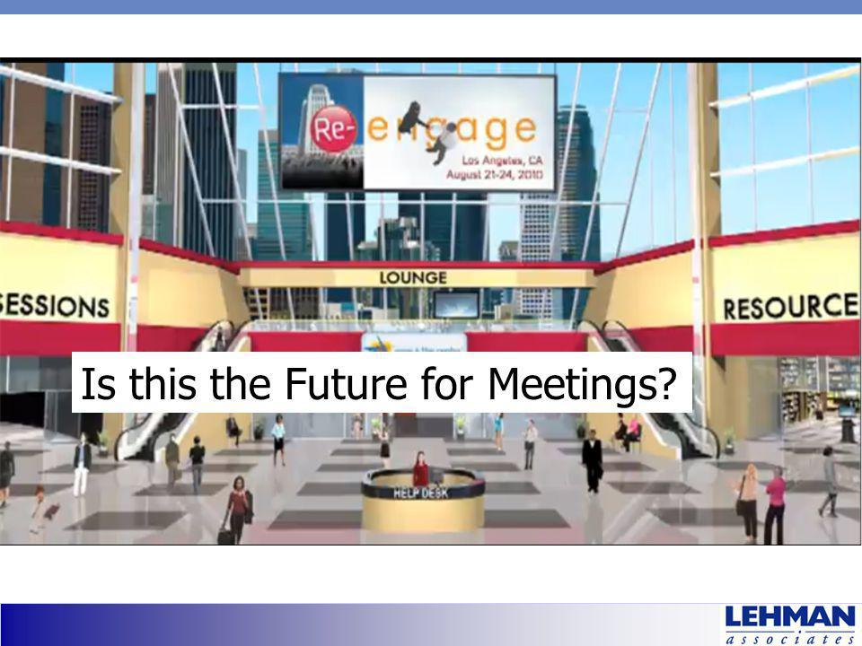 Is this the Future for Meetings?
