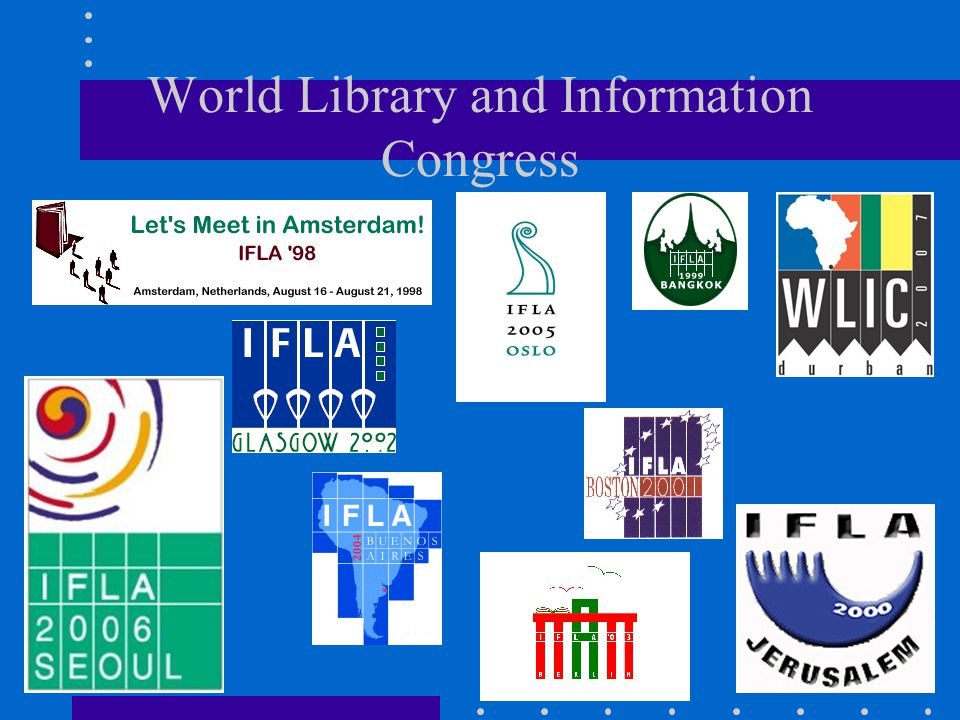 World Library and Information Congress