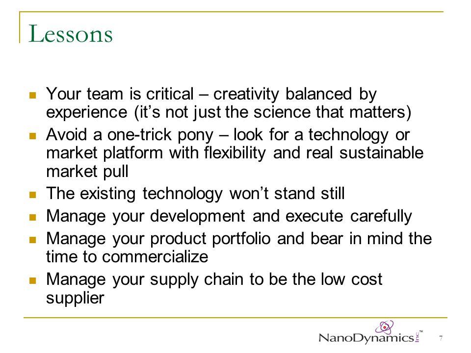 8 Nanotechnology as a Toolkit
