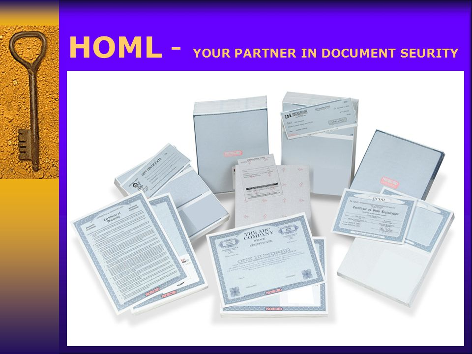 This SecureDoc paper is perfect for ANY document you wish to protect.